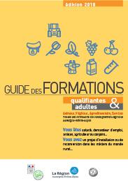 Guides des formations qualifiantes adultes chambres d - Chambre d agriculture d auvergne ...