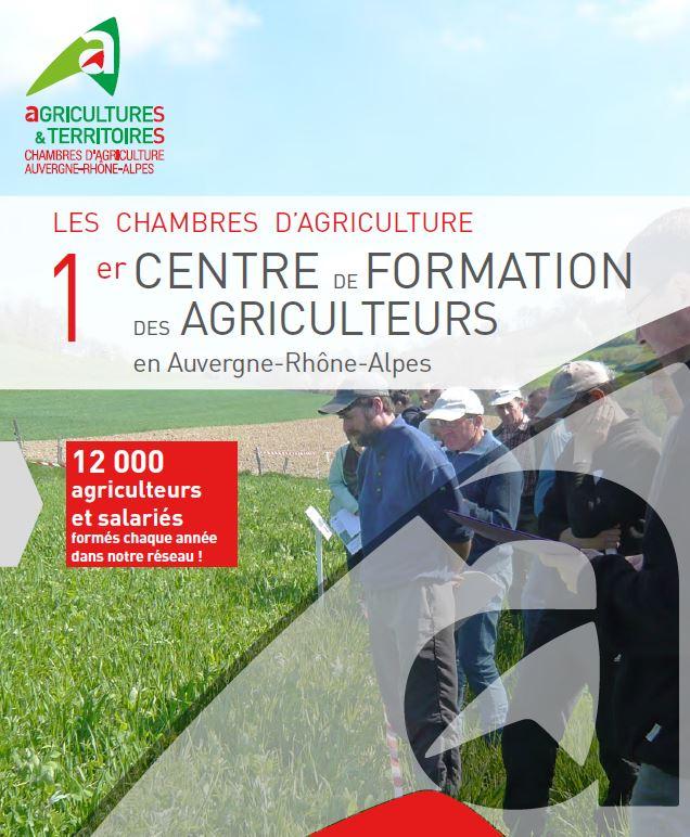 L 39 offre de formation des chambres d 39 agriculture d 39 auvergne rh ne alpes chambres d 39 agriculture - Chambre agriculture de l ain ...