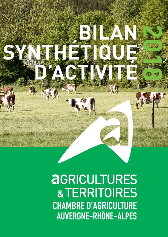 Bilan d 39 activit s 2018 de la chambre r gionale d - Chambre d agriculture d auvergne ...